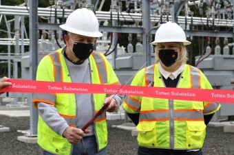 mason-pud-3s-totten-substation-dedicated-for-increased-electrical-service-in-south-mason-county