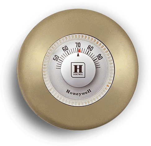 1950s Dial Thermostat